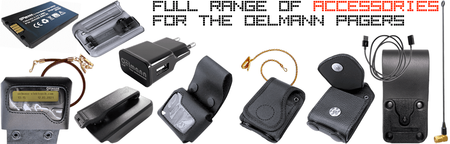 TETRA Pager